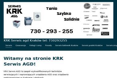 KRK Serwis AGD - Naprawa piekarników i kuchenek Kraków