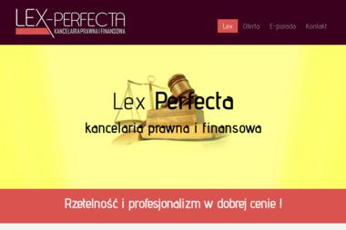 Lex Perfecta Plus - Windykacja Świnoujście