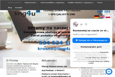 LING4U - Tłumacze Sanok