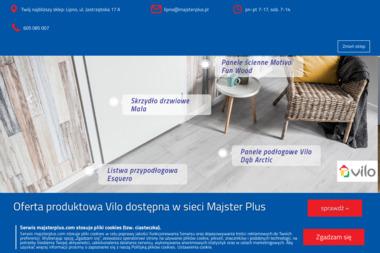 Majster Plus - Drzwi Lipno