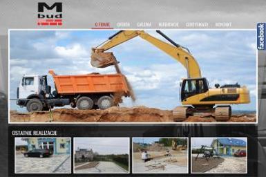 Firma M-bud - Odśnieżanie dachów Ładzice