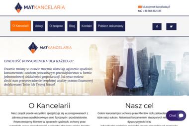 Kancelaria Prawna Mat Kancelaria - Obsługa prawna firm Gdynia