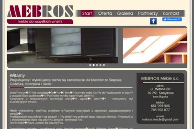MEBROS Meble s.c. - Meble na wymiar Kobylnica