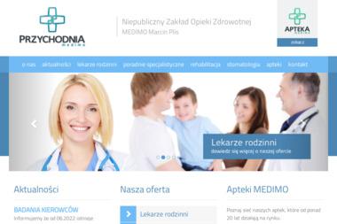 NZOZ MEDIMO - Psycholog Kolbuszowa