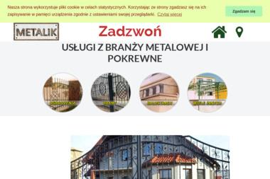 PPUH METALIK - Ogrodzenia kute Starogard Gdański