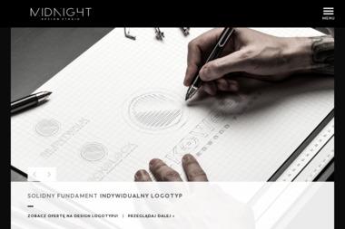 MIDNIGHT DESIGN STUDIO - Agencja interaktywna Żywiec