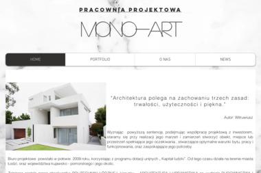 MONO - ART - Architekt Lipno