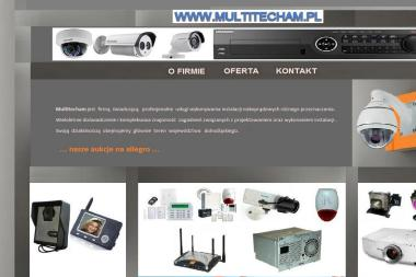 MultiTechAM - Alarmy Oleśnica