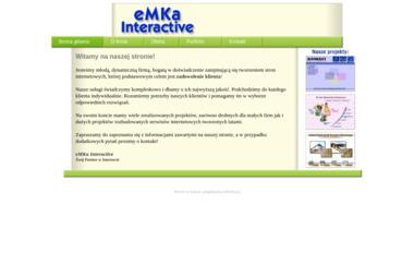 eMKa Interactive - Agencja interaktywna Namysłów