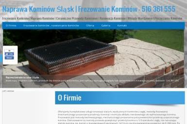 """""""ŻAK-SZOT"""" Rafał Żaczek, Michał Szotek - Kominiarz Połomia"""