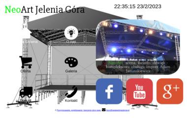 Neo-Art Adam Januszkiewicz - Agencje Eventowe Jelenia Góra