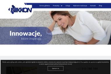 NIKKON - Wykładziny Gdańsk