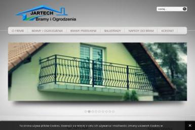 Firma JARTECH - Bramy Kute Radomsko