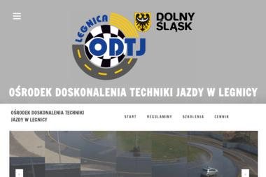 Ośrodek Doskonalenia Techniki Jazdy - Szkoła Nauki Jazdy Legnica