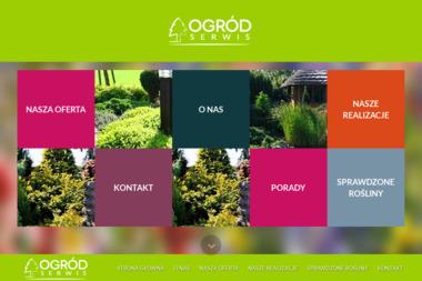 Ogród Serwis - Projektowanie Ogrodów Zimowych Gdynia