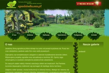 Zagospodarowanie Terenów Zielonych - Projekty Ogrodu Pabianice