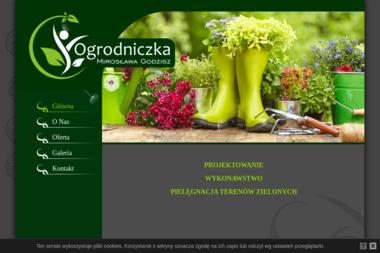 Ogrodniczka - Projektowanie ogrodów Piła