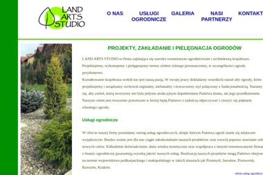 LAND ARTS STUDIO - Projektowanie ogrodów Przemyśl