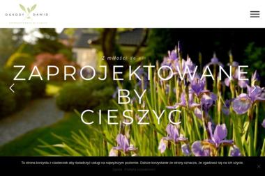 Ogrody Dawid - Projektowanie ogrodów Kobierzyce