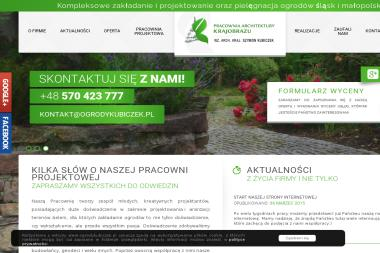 PRACOWNIA ARCHITEKTURY KRAJOBRAZU - Projektowanie Ogrodu Pisarzowice