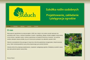 RDUCH Usługi ogrodnicze - Projektowanie Ogrodów Radlin
