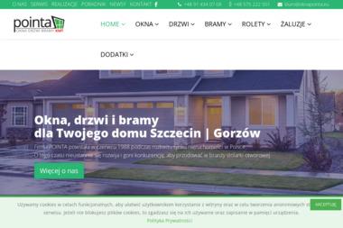 POINTA Sp. z o.o. - Okna drewniane Gorzów Wielkopolski