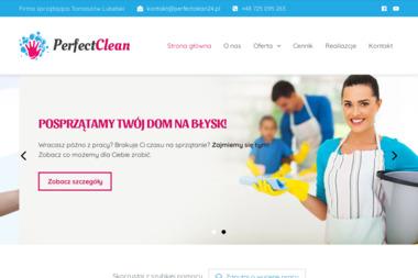 PerfectClean - Sprzątanie Lubycza Królewska
