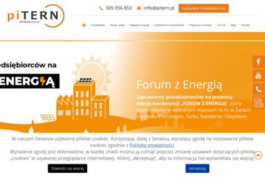 piTERN sp. z o.o. - Fotowoltaika Dąbrowa