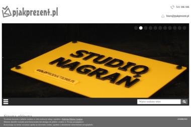P jak Prezent - Kosze prezentowe Wrocław