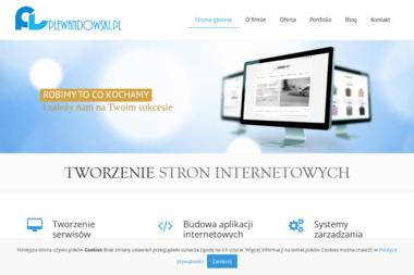 Piotr Lewandowski - Strona Internetowa Łęczyca
