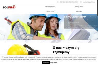 POLFIRE - Kurs pierwszej pomocy Zambrów