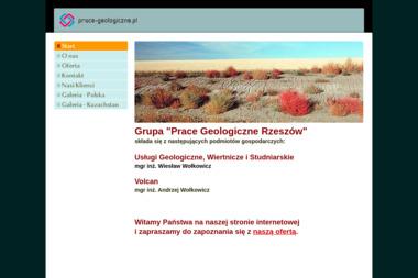 Usługi Geologiczne, Wiertnicze i Studniarskie - Geolog Rzeszów