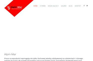 Alpin-Mar - Firma Alpinistyczna Grodzisk Mazowiecki