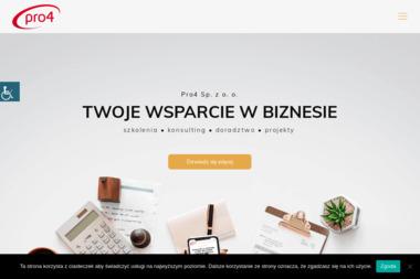 Pro4 sp. z o.o. - Biznes Plan Usługi Świdnica