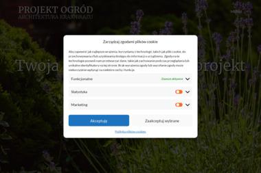 Projekt Ogród - Aranżacja Ogrodu Pisarzowice