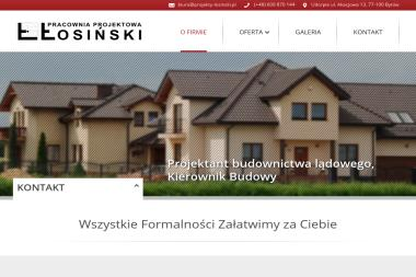 Grzegorz Łosiński Pracownia Projektowa - Nadzór Budowlany Bytów