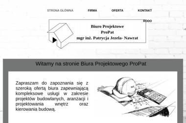 Biuro Projektowe ProPat mgr inż. Patrycja Jezela - Architekt Olesno