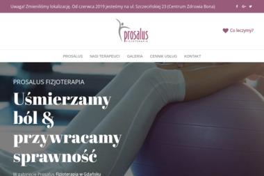 Prosalus Fizjoterapia - Rehabilitanci medyczni Gdańsk