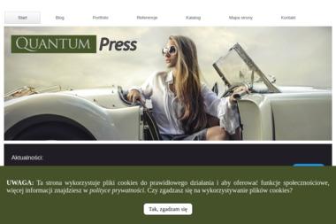 Agencja Reklamowa QUANTUM PROJEKT s.c. - Firma IT Płock