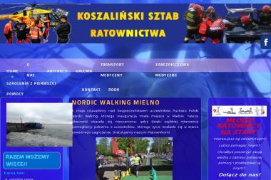 Koszaliński Sztab Ratownictwa - Kurs pierwszej pomocy Koszalin