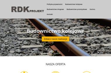 RDK Projekt - Budowa autostrad Wrocław