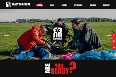 READY2RESCUE - Kurs pierwszej pomocy Olsztyn