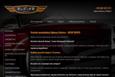 ReCAR Serwis  - Warsztat samochodowy - Mechanik Dąbrowa Górnicza