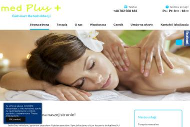 Med Plus + Gabinet Rehabilitacji - Rehabilitant Wieluń