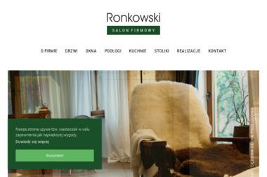 Salon Firmowy Ronkowski - Okna Kościerzyna