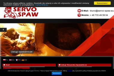 """P.P.H.U """"Servo-Spaw"""" - Przęsła Ogrodzeniowe Metalowe Częstochowa"""