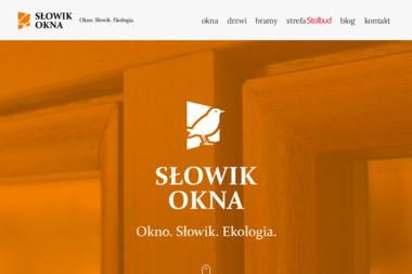 Słowik Okna - Drzwi Antywłamaniowe Kielce