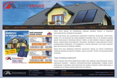 Solar Serwis - Kolektory słoneczne Darłowo