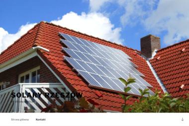 Solary - Kolektory słoneczne Iwierzyce