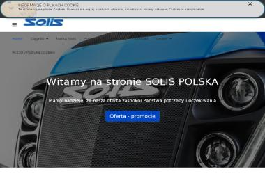 Solis Polska Sp. z o.o. - Maszyny rolnicze Rawa Mazowiecka